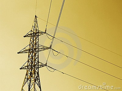 High Voltage Power Line 2
