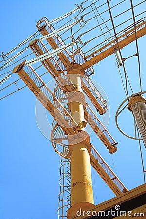 Free High Voltage Pylon Royalty Free Stock Photos - 11985038