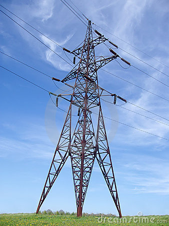 Free High Voltage Tower Stock Images - 2113824