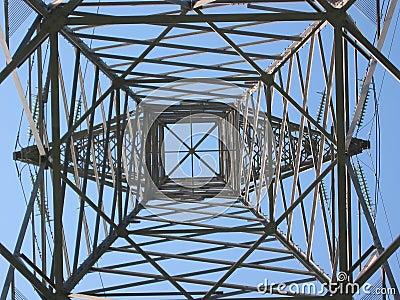 High voltage tower 3
