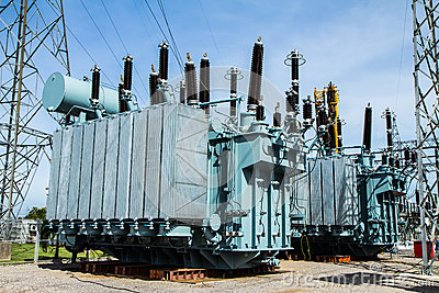 High voltage transformers types