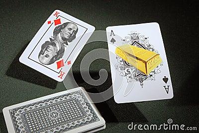 Highest trump cards.