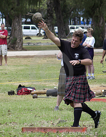 Highland Games 6 Editorial Photo
