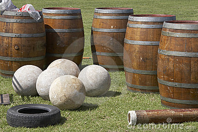 Highland Games Equipment
