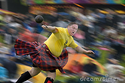 Highland Games - Scotland Editorial Image