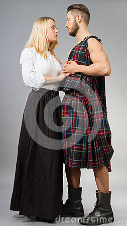 Free Highlander Royalty Free Stock Image - 67004486