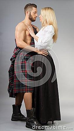 Free Highlander Stock Photo - 67004630