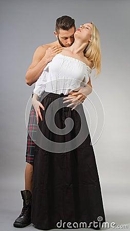 Free Highlander Stock Images - 67004804