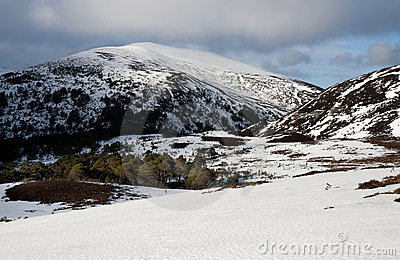 The Highlands Scotland