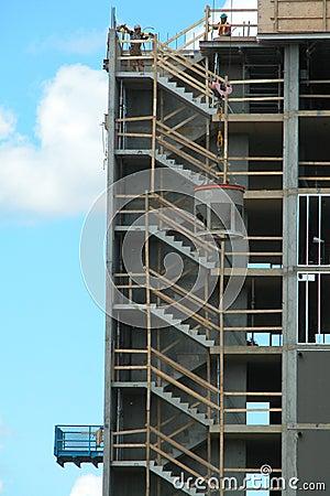 Highrise конструкции вниз