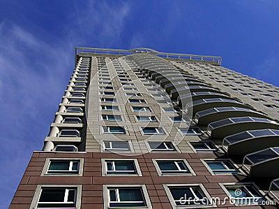 highrise apartments stock photo image 20440