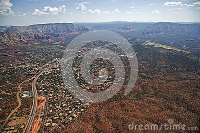 Highway 89a and Sedona