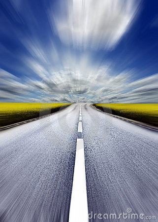 Free Highway Royalty Free Stock Image - 948746