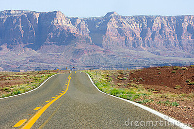 Highway in Arizona