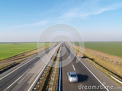 Highway Belgrade-Novi Sad