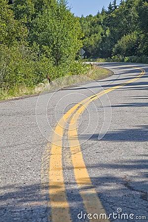 Highway Curve