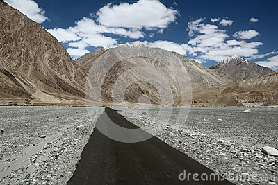 Highway Of Ladakh