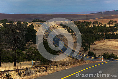 Highway Landscapes