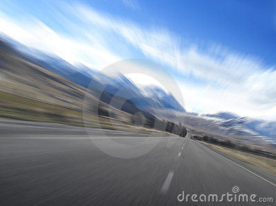 Highway speed