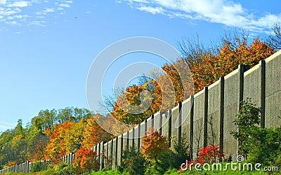 Highway Wall
