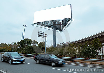 Highways and billboards