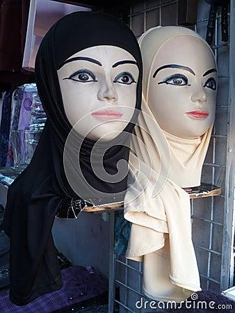 Hijabs for sale in Jordan