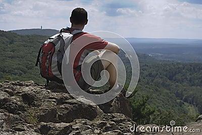 Hiker s View