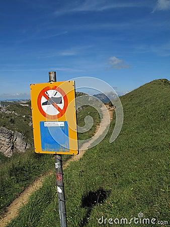 Hiking in Bernese Oberland