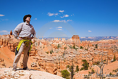 Hiking in Bryce Canyon