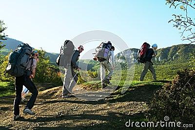 Hiking in Crimea