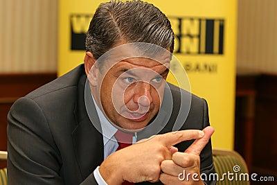 Hikmet Ersek Editorial Photo