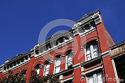 Hill budynku d. n