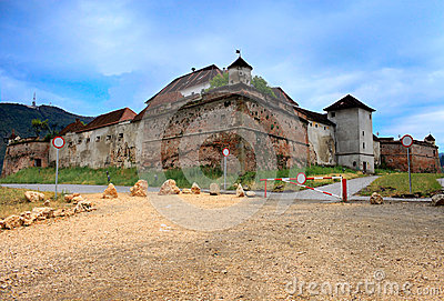 The Hill Citadel, Brasov, Romania