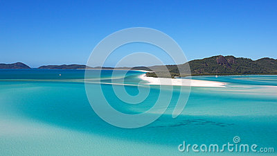 Hill Inlet Whitehave Beach Whitsundays