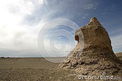 Hill like Sphinx