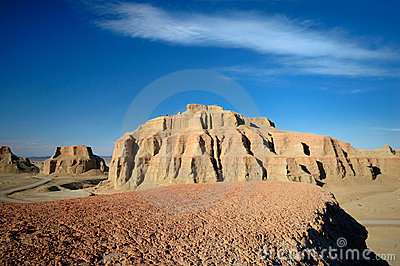 Hill of Sandstone