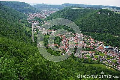 Hill settlement