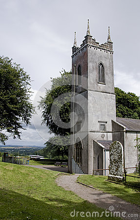 Hill Of Tara Church