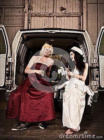 Hillbilly Wedding