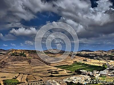 Hills of Gozo
