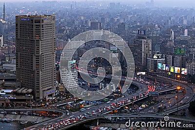Hilton Cairo Editorial Image