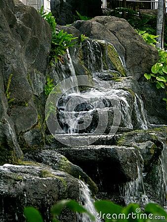 Hilton Hawaiian Village Beach Resort & Spa Waterfall