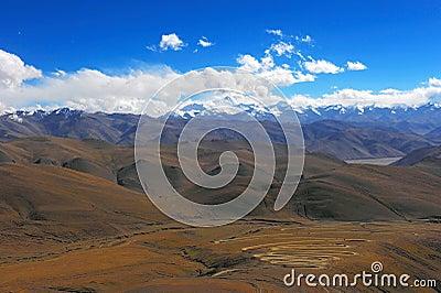 Himalaya, road to mount Everest