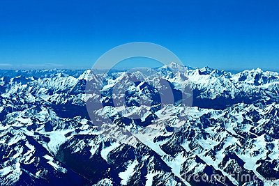 The himalayas and the k2