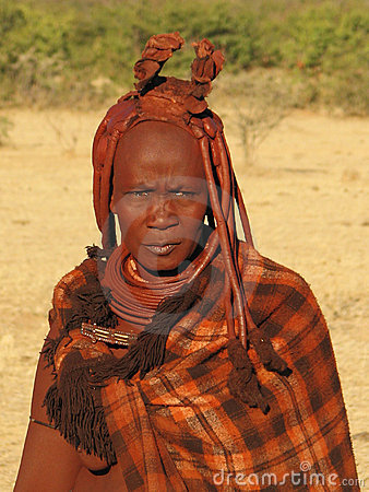 Himba Woman Stock Photography - Image: 16828842