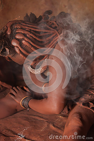 Himba Women Editorial Image