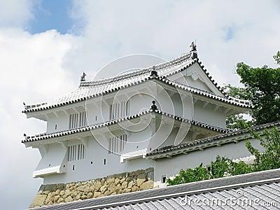 Himeji Castle defensive tower