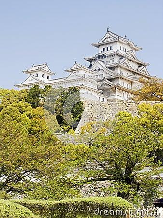 Himeji Castle Hill