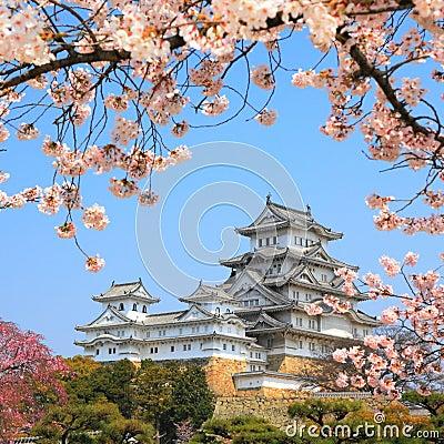 The Himeji Castle, Japan