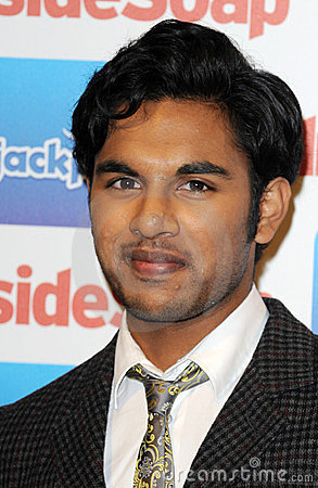 Himesh Patel Editorial Stock Photo